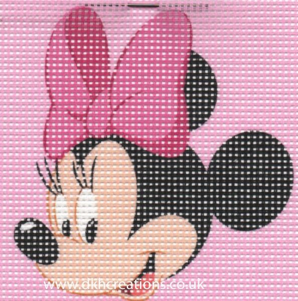 Disney Minnie Mouse Cross Stitch Kit